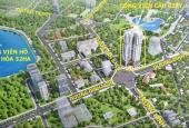 Bán suất ngoại giao căn hộ view công viên Cầu Giấy, vào tên trực tiếp hợp đồng mua bán
