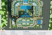 Bán suất ngoại giao căn hộ smarthome căn hộ 108m2, 3PN, full nội thất, khu vực Hai Bà Trưng