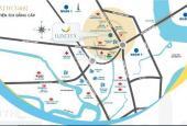 Cho thuê văn phòng Luxcity Q7 diện tích 40m2 giá 4.5 triệu/tháng. LH 0909448284 Hiền