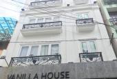 Bán nhà mặt tiền đường Võ Văn Tần 2 chiều Quận 3. DT: 4x19m, 5 lầu, HĐ thuê 100tr/th giá rẻ