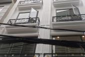 Bán nhà phố Giáp Nhị, Hoàng Mai, DT 52m2, 5 tầng, ô tô vào nhà, kinh doanh làm văn phòng