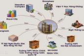 Cần bán gấp CHCC tầng 1806 DT 124m2 Ban cơ yếu Chính phủ giá 27.5tr/m2, LH E Uyên 0337630339