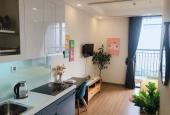 Căn hộ Vinhomes Green Bay Mễ Trì, Studio, hoàn thiện CĐT. Giá 1,1 tỷ bao phí