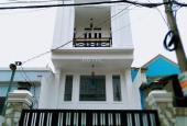 Nhà đẹp 3 lầu 4 phòng ngủ đường Trần Thị Cờ, hẻm 6m, có sân đậu ô tô, 3 lầu, 4,88 tỷ
