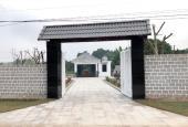 Bán nhà vườn, nghỉ dưỡng siêu đẹp 1060m2 đã có nhà, vườn, tường bao vây quanh giá 1 tỷ 5