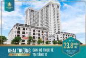 TSG Lotus Sài Đồng - ngoại giao căn hộ cao cấp 3PN, 112,5m2 rẻ hơn giá gốc 398 triệu, chỉ 24 tr/m2