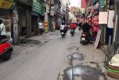 Nhà rẻ mặt phố Trương Định lô góc 2 mặt phố, 37m2 x 5 tầng, mặt tiền 10m, 6.5 tỷ