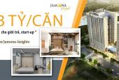 Căn hộ Officetel Jamona Height của TTCLand mở bán đợt 1 giá chỉ 1.3 tỷ/căn 34m2