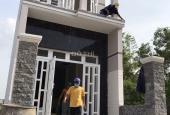 Bán nhà mới xây ngay ngã 3 Tân Kim, Cần Giuộc, Long An chính chủ sổ hồng riêng