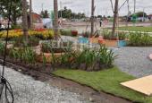 Bán đất trong khu đô thị An Nhiên Garden, P6, Tân An, giá 580 tr/nền, sổ hồng riêng
