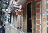 Chính chủ bán nhà số 21 ngõ Thống Nhất phố Đại La, quận Hai Bà Trưng 45m2 4T KD, giá 4.9 tỷ