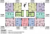 Bán căn hộ chung cư tại dự án A10 - A14 Nam Trung Yên, Cầu Giấy, Hà Nội, DT 60.5m2, giá 30 tr/m2