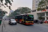 Bán nhà mặt phố Thái Hà, Thái Thịnh, Đống Đa, Hà Nội, lô góc, mặt tiền 12m, 150m2 x 5 tầng, 53 tỷ