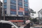 Cho thuê mặt bằng tầng 1 + 2=500m2 tòa nhà mp Thái Thịnh, Đống Đa. DT tầng 1=100m2, tầng 2=400m2
