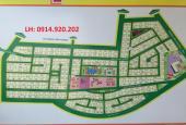 Dự án KDC Phú Nhuận Quận 9, cần bán 2 nền trục chính, nền C2 DT 14x23m, nền Q2 DT 15x18m