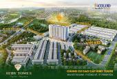 Ra mắt căn hộ chung cư smart home đầu tiên tại Thanh Hóa. Chung cư Ruby Tower - ngọc sáng bên sông