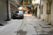 Bán nhà phố Nguyễn Ngọc Nại ô tô vào nhà, DT 52m2 * 6.5 tầng, có thang máy, LH 0977998121