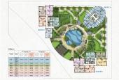 Bán căn hộ cao cấp Riverpark Premier, Phú Mỹ Hưng, view hồ bơi. Khai thác hợp đồng thuê dài hạn