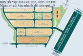 Bán đất biệt thự dự án Hưng Phú 1, DT 9.6x18.5m, giá 39 triệu/m2, cần bán