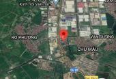 Bán làn 2 QL 18 gần siêu thị Minh Anh, Vân Dương, Bắc Ninh. DT 92,5m2 giá 2,5xx tỷ, 0904 174 982