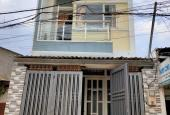Nhà đẹp 4,1x12m, 2 lầu đúc, đường Phan Văn Hớn, Xuân Thới Thượng Hóc Môn, đường nhựa 6m, SHR