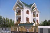 Hot! Biệt thự xây thô, 1 trệt 2 lầu 162m2, khu Song Ngữ Lạc Hồng, P. Bửu Long cần bán giá 6.8 tỷ
