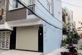 Bán nhà 1 lầu góc 2 mặt tiền hẻm xe hơi đường Số 10, Phường Tân Quy, Quận 7