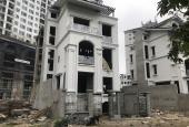 Góc nhượng lại biệt thự Tây Hồ Residence Võ Chí Công, 3.5 tầng + 1 hầm, hoàn thiện mặt ngoài. 23 tỷ