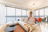 Căn hộ cần bán với DT 169m2, 4PN, nội thất sang trọng view sông tại Diamond Island