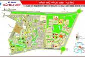 Chính chủ, bán nền An Phú An Khánh, quận 2, 80m2, sổ đỏ