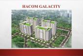 Ra mắt Hacom Galacity trung tâm TP. Phan Rang - Ninh Thuận, căn hộ thương mại căn góc 310tr