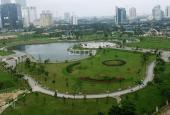 Bán căn hộ view công viên Cầu Giấy 3PN, 96m2 full nội thất. LH 0961881822