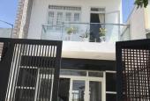 Cần bán nhà hoàn thiện 80m2, sổ hồng riêng, gần chợ Bình Chánh, hỗ trợ