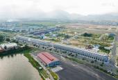 Bán đất BT 300m2 đường 25m ngay TT Q. Liên Chiểu, Đà Nẵng, xây villas có hồ bơi view kênh sinh thái