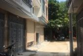 Bán nhà chia lô liền kề tại phố Thịnh Liệt, quận Hoàng Mai, Hà Nội ngõ rộng ô tô vào nhà