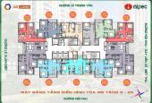 Cần bán Mipec City View, tầng 1204 toà M6 (104m2) 3PN, ban công ĐN, giá 15 tr/m2 - LH: 0949538588