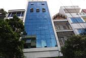 Cho thuê tòa nhà ngõ 9 Hoàng Cầu, Đống Đa, DT 80m2 x 8T, MT 5m, thông sàn, thang máy. Giá 60tr/th