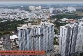 Bán căn 55m2, 2PN tầng sân vườn, thừa hưởng 400m2 sân vườn tầng 25 sắp giao nhà chỉ 2.2 tỷ