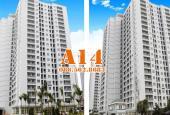 Bán gấp căn hộ góc 52m2 - 2pn tòa A14 Nguyễn Chánh, Nam Trung Yên, Cầu Giấy 28tr/m2