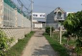 Bán lô đất MT đường bê tông 5m diện tích 124m2 thổ cư 100%. SHR thuộc xã Tân Thông Hội, Củ Chi