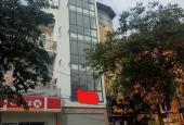 Cần cho thuê nhà mặt phố Nguyễn Ngọc Vũ 75m2 x6 tâng mặt sàn, giá 75tr/tháng