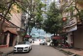 Tòa nhà móng 8 tầng Chùa Láng, phân lô ô tô tránh, thang máy cho thuê 60tr/th, 79m2, 16 tỷ