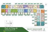 Mở bán block P4 dự án Picity High Park