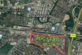 Bán đất lô A4 KDC Khang An 152m2, trục chính đường Số 6, giá bán 35tr/m2. Giá tốt nhất thị trường