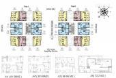 Bán căn hộ 87m2 tại HC Bồ Đề, 3.4 tỷ/căn góc 3PN view sông nhận nhà ở ngay, CK 4%, quà 80tr, vay 0%