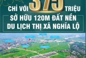 Suất ngoại giao lô đất đấu giá Chao Hạ, Nghĩa Lộ, Yên Bái. LH Mr. Thuần: 0946283388