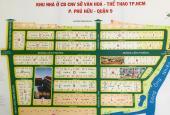 Bán đất nền KDC Sở Văn Hoá Thông Tin Q9 LH: 0905004399