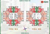 Chỉ với 350 tr, nhận nhà ở ngay căn hộ 2 PN, 2 VS chung cư Mipec Kiến Hưng, liên hệ 0965971001