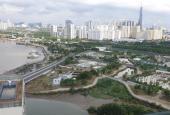 Cho thuê căn hộ góc 3 phòng ngủ Bahamas Đảo Kim Cương view sông + Q1 DT 143m2. Giá 36 triệu/tháng