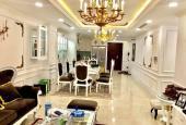 Cho thuê chung cư N04 Trần Duy Hưng, 126m2, 3 phòng ngủ đủ đồ, nhà mới vuông vắn (cạnh trường Am)